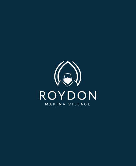 Boat Sales Roydon Marina Logo Website Graphic 1000px x 1000px